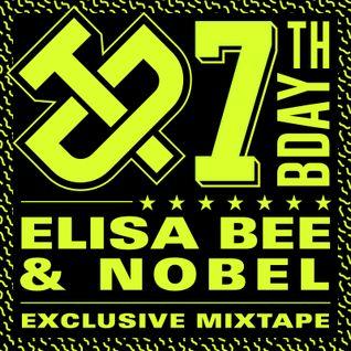 7 YEARS OF TRASH-DANCE - Elisa Bee & Nobel Mix
