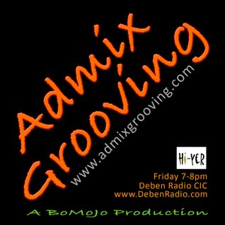 'Admix Grooving' presented by Barry Burns - A BoMoJo Production