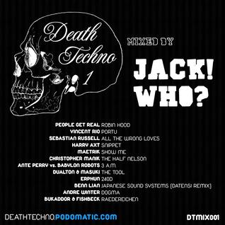 DTMIX001 - Jack! Who? [Sunderland, ENGLAND]