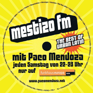 Mestizo FM -  Off Beats con Reggae y Cumbia