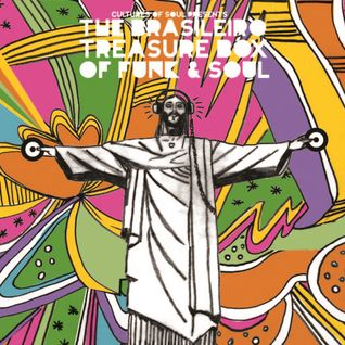 The Brasileiro Treasure Box of Funk and Soul Mix