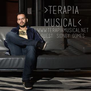 Terapia Musical - Guest: Sidney Gomes
