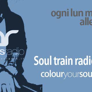 Soul Train Radio Show 21.11.12