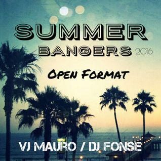 Summer Bangers 2016 - Open Format