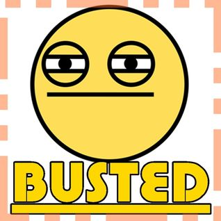 BUSTED - 16.10.2013 - mixed by Miss Hardtech