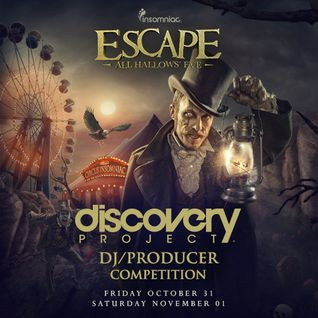 Discovery Project: Escape: All Hallows' Eve 2014.