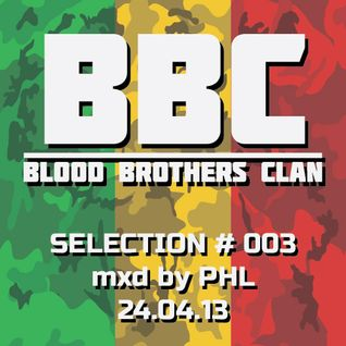 BBC SELECTION # 003 mxd by PHL