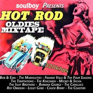 soulboy's hot rod oldies mixtape