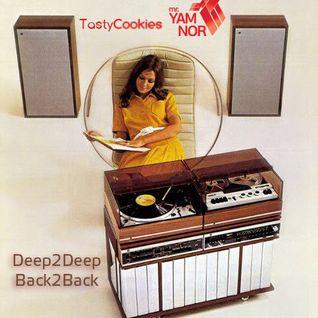 Tasty Cookies & mr. Yam Nor - Deep2Deep [Back2Back]