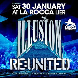 """DJ Wout Radioshow week 4/2016 """"Illusion Trance Classix"""""""