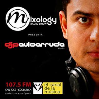 Paulo Arruda at Mixology Radio Show • 107.5 YEAH! (Costa Rica) March | 2015