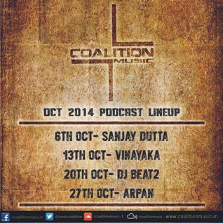 Coalition 1440 - Mixed by Sanjay Dutta.