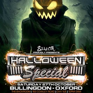 DJ Vyper - Selecta Halloween Special Promo Mix - October 2012