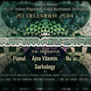 PLANUL @ Quantum Adventure 20/12/2014 [cut from djset]