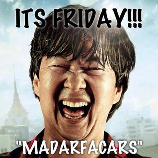 TGIF #ThankGodItsFriday