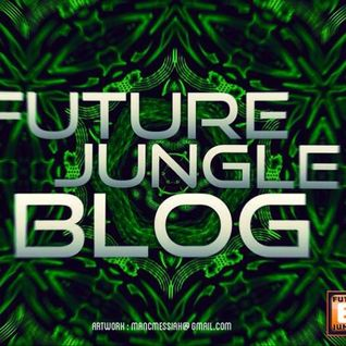 DJ Poizen Future Jungle Blog Exclusive Mix Oct 14