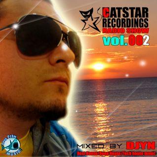 CATSTAR RECORDINGS RADIO SHOW # 002