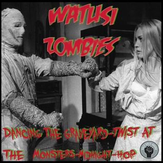 "Beat Baerbl's ""Watusi-Zombies-Dancing-The-Graveyard-Twist""-Halloween-Mixtape"