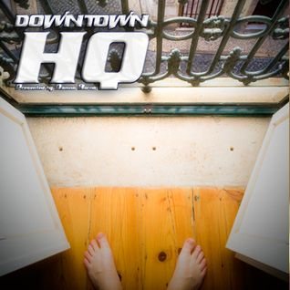 Downtown HQ #1816 (Radio Show with DJ Ramon Baron)