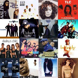 90s Hip Hop R&B Dance Party Volume 1