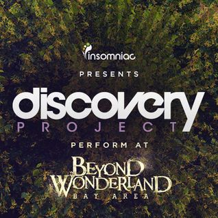 Discovery Project: Beyond Bay Area 2013 (Pure Sensation)