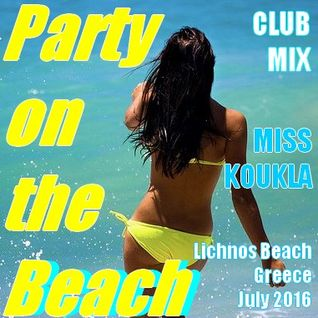 PARTY ON THE BEACH 3