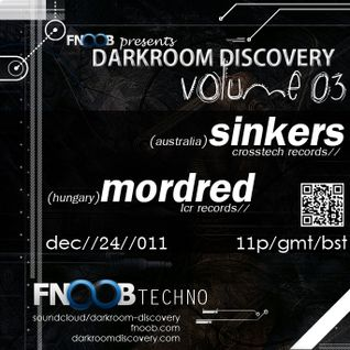 Darkroom Discovery Episode 03 - Sinkers & Mordred - 12-27-2011