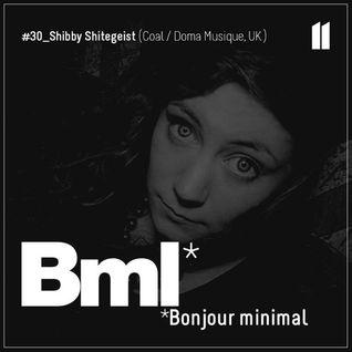Shibby Shitegeist > 30e Bml Cast (5.5.2013)