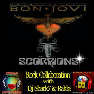 SCORPIONS AND JON BON JOVI By DJ SHARKY AND RAKKI