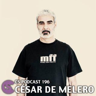 CS Podcast 196: César de Melero