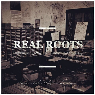 DJ Paulo - Real Roots Show on Hoxton FM October 2015
