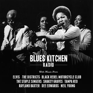 Blues Kitchen Radio: 10th November 2014