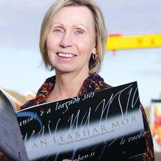 Kerri interview Linda Ervine (Irish language development officer)