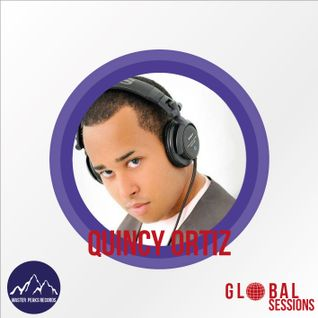 """Master Peaks Records pres. The Global """"Guest Mix"""" Session #9 by Quincy Ortiz (USA)"""