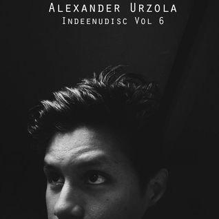 Alexander Urzola - Indeenudisc Vol 6