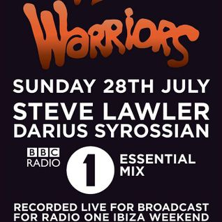 Steve Lawler - Live at VIVa Warriors Sankeys (Ibiza) - 28-Jul-2013