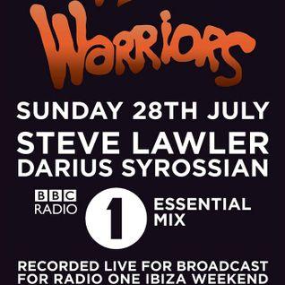 Steve Lawler - Live at VIVa Warriors Sankeys (Ibiza) - 28-Jul-2013