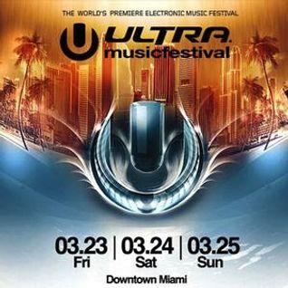 Fatboy Slim - Live @ Ultra Music Festival, WMC (24-03-2012)