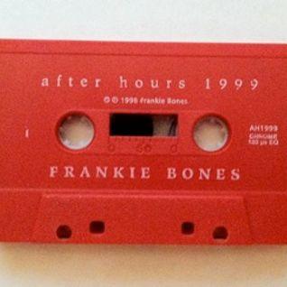 Frankie Bones – After Hours 1999 Side B