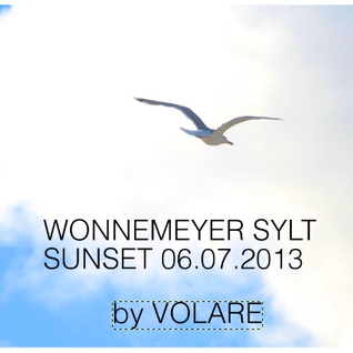 Wonnemeyer  Sylt Sunset 06.july 2013