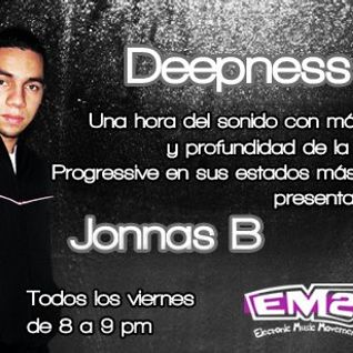 DEEPNESS 01 @em2Radio by Jonnas B