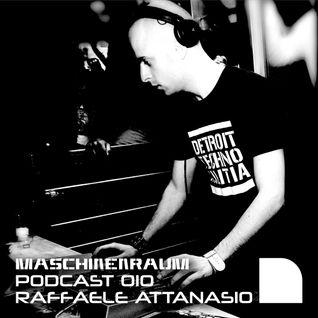 Maschinenraum Podcast 010 -Raffaele Attanasio
