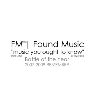 FM | Found Music #027