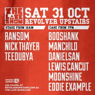 TLS@Revolver Upstairs