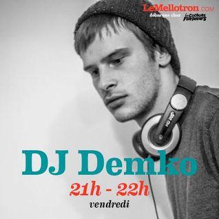 DJ Demko • Les Cochons Flingueurs 2016 • LeMellotron.com