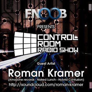 "Roman Kramer  DJ Set @ CONTROL ROOM ""Radio Show"" # 01_Fnoob.com_11-24-2012"