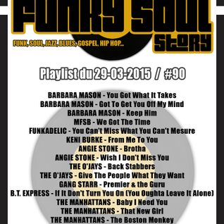 the Funky Soul story (U.R. #90 - 29/03/2015)