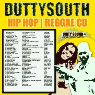 [Throwback] Unity Sound - Dutty South Volume One - Hip Hop & Reggae Mix 2003