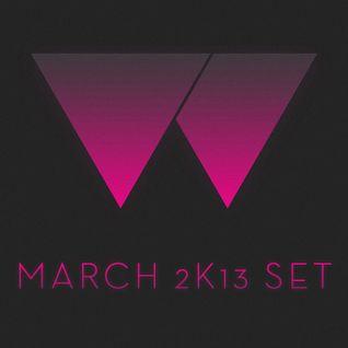 David West March 2013 Set