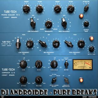 DJ Androidde - Pure Breaks.vol1 (Retro Breakbeat - Old School Breaks)(2014)